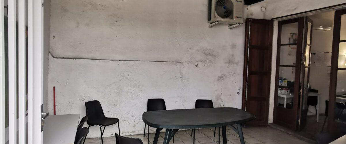 Maison/bureau Centre-ville Saint-Paul