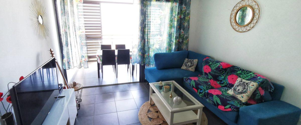 Appartement T2 – Saint-Denis 97400